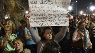 Señales de hartazgo. Las multitudinarias marchas de protesta en las calles de Rosario provocaron respuestas institucionales.