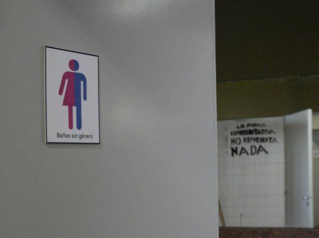 Para todos. Los baños son un compromiso en la ampliación de derechos.