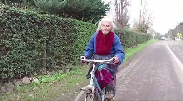 A los 90 años