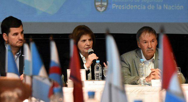 Bullrichpresidió en la ciudad de Córdoba la cuarta Reunión Nacional del Consejo de Seguridad Interior.