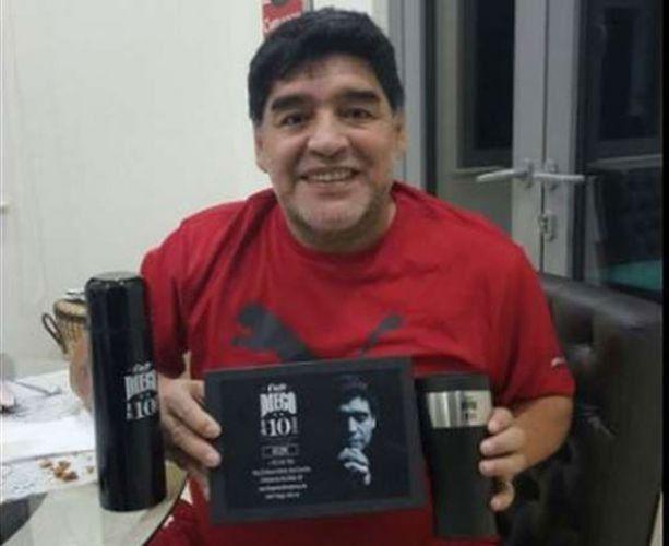 Diego Armando Maradona será homenajeado en Dubai con la apertura de un bar temático.
