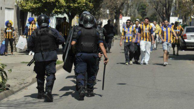 400 policías estarán a cargo del operativo.