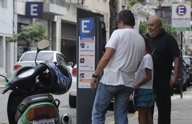 El Municipio apuesta a la tecnocolgía para el nuevo sistema de estacionamiento medido