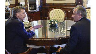 Señales. Macri respaldó al gobernador jujeño Gerardo Morales