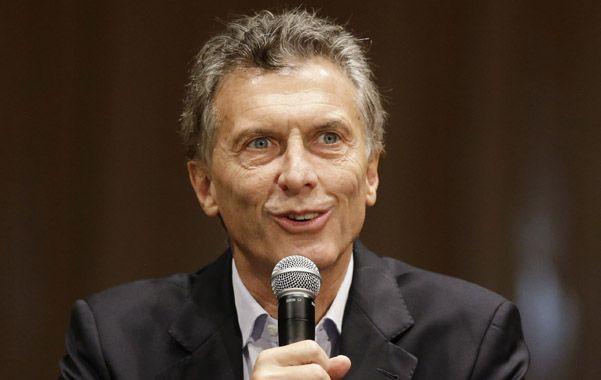 El elegido. La campaña del miedo contra Macri no surtió efecto y la gente lo votó.