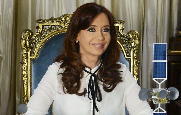 Discurso y realidad. Cristina ya lleva 41 monólogos difundidos por cadena nacional.