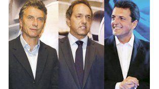 Presidenciables. Macri y Massa ya confirmaron su presencia. No está definido aún si asistirá Scioli.