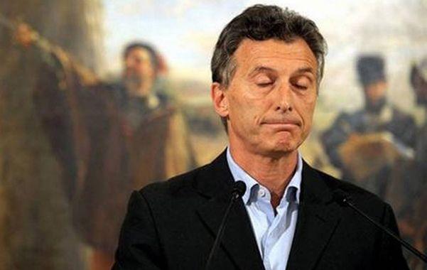 El peor día de Macri. En su entorno hubo quienes temieron que el domingo su carrera política llegara al final.
