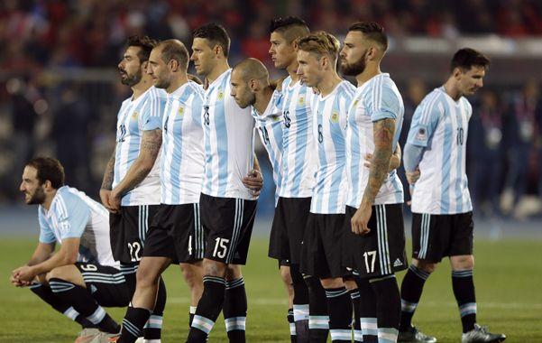 Tristeza. La selección no pudo traer el trofeo de la Copa América y eso causó desazón generalizada.