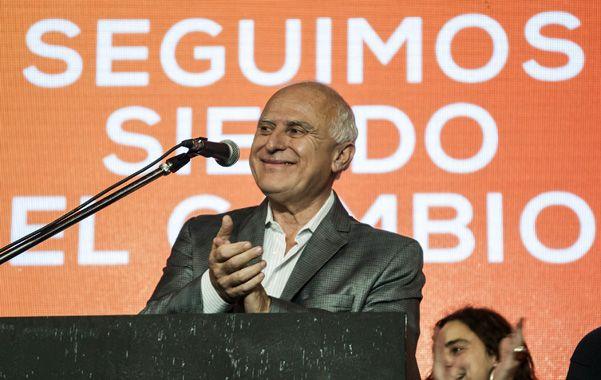 El elegido. Miguel Lifschitz