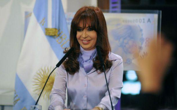 Inmutable. Cristina gobernará hasta el último día de su mandato con mano firme. No le teme a los enfrentamientos políticos ni a la oposición.
