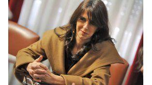 María Eugenia Bielsa. En la Casa Rosada la quieren como candidata a intendenta de Rosario y en cuatro años a la Gobernación.