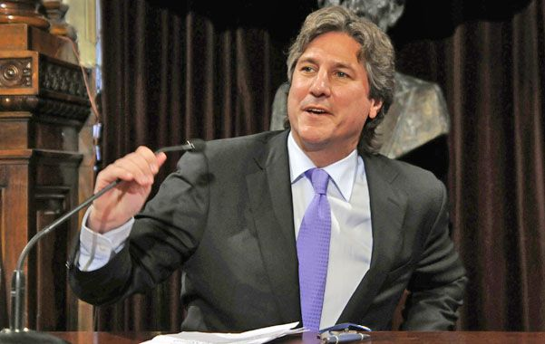 El exvicepresidente está por ir a juicio oral en la causa Ciccone.