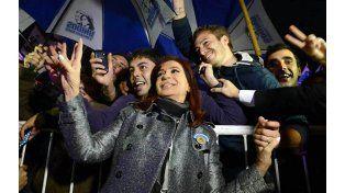 """La candidata. Quiere encabezar el año que viene la lista al Parlamento del Mercosur en una """"boleta larga""""."""