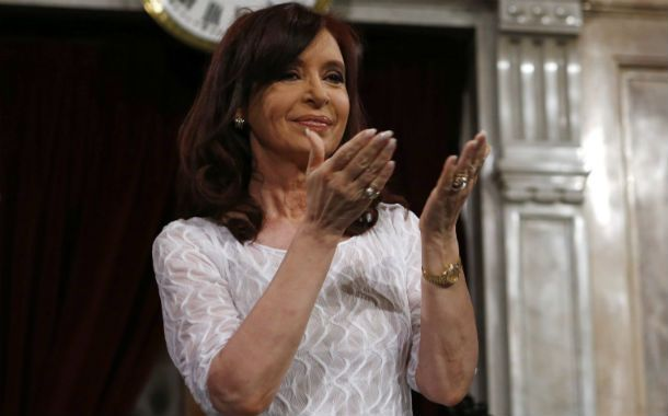 Firmeza. Cristina empleó casi tres horas de discurso ante la Asamblea Legislativa para defender su gestión de gobierno.