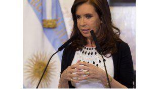 Crispada. Esta semana Cristina reflotó la confrontación y la división entre leales y traidores.