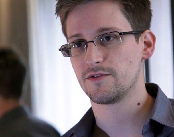 Edward Snowden. El ex agente de inteligancia norteamericano que desató un escándalo mundial.
