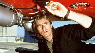Mirá cómo está MacGyver a 24 años de la serie que marcó época en la televisión