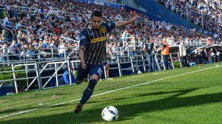 El lateral tucumano recibió una sanción de dos fechas por la expulsión.