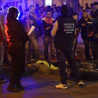 un ladron murio tras un intento de robo y un intercambio de disparos con la policia