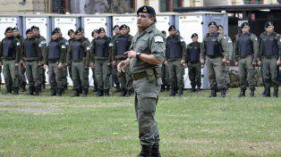 antecedente. En mayo de 2015 llegaron unos 300 gendarmes a la ex Rural para empezar a patrullar las calles de la ciudad. Este mes vuelven a la región.