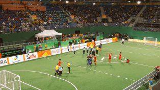 Los Murciélagos cayeron por penales con Irán y buscarán el bronce en los Juegos Paralímpicos