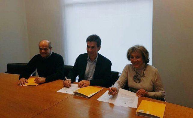 Destino Argentina firmó un acuerdo con Caba