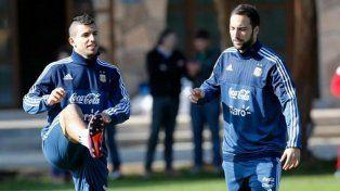 El Kun Agüero y el Pipita Higuaín vuelven a la selección nacional de la mano del Patón Bauza.