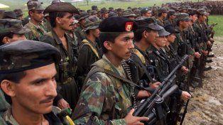 Preparativos. La agrupación guerrillera se convertirá en un movimiento político legal tras la firma de la paz.