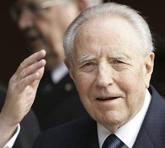 El fallecido político italiano.