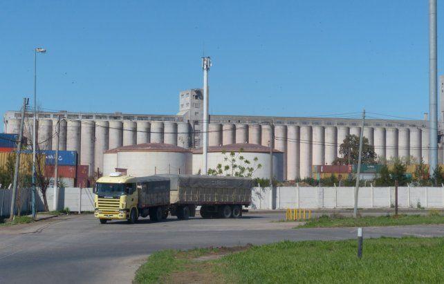 Unidades Vi y VII. Las estructuras que pertenecieron a la Junta Nacional de Granos en el barrio Universidad.