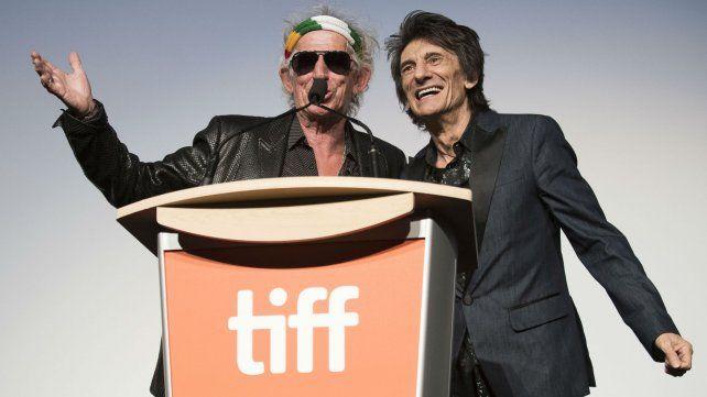 The Rolling Stones presentaron el documental que refleja la última gira por América Latina