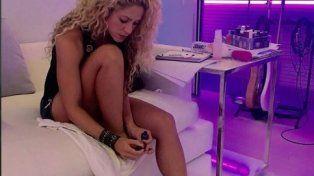 Shakira y la foto que publicó en Instagram