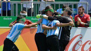 Los Murciélagos vencieron a China y lograron el bronce en los Juegos Paralímpicos