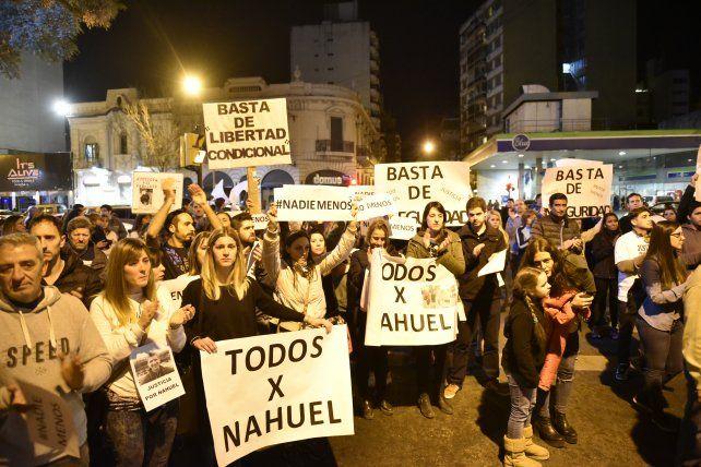 Un pedido de justicia por Nahuel Ciarrocca
