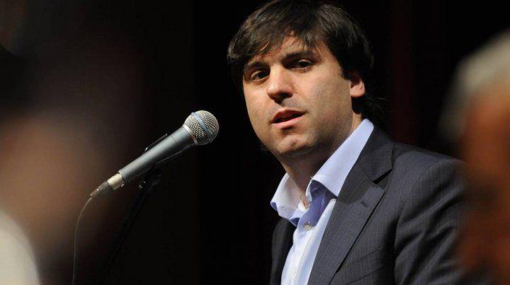 El diputado nacional Diego Bossio (PJ).