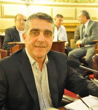El senador provincial Armando Traferri.