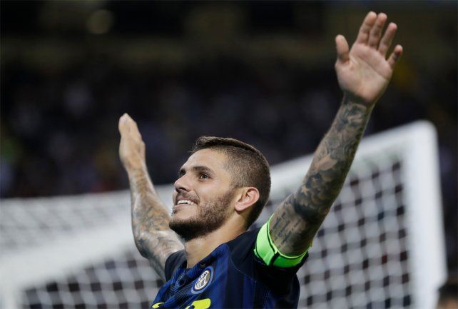 Con Icardi como figura, Inter sorprendió y le cortó el invicto a Juventus en Milán