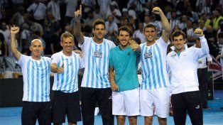 argentina buscara en croacia su primera copa davis, tras cuatro finales perdidas