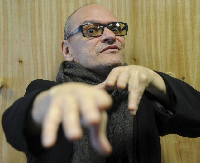 sitcom argentina. Carlos Belloso encarna a Lombardi