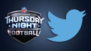 La primera prueba fue con un partido de la NFL. Tuvo más de dos millones de espectadores en línea.