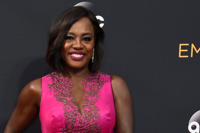 Viola Davis (How to get away with murder).