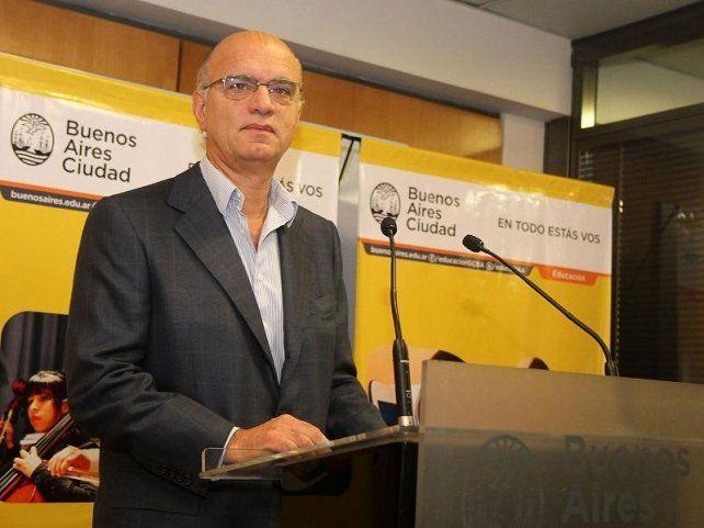 xsecretario de Hacienda porteño y actual intendente de Lanús