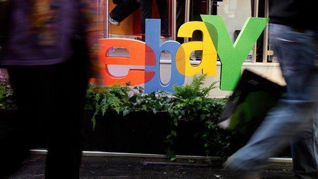 Un marido enojado puso en venta a su esposa en el portal de subastas eBay.
