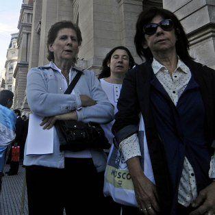 Sara Garfunkel, madre de Alberto Nisman, pidió que se investigue la muerte de su hijo como un delito de lesa humanidad.