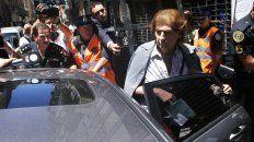 Sara Garfunkel, la madre de Alberto Nisman, participa como querellante en la causa que investiga la muerte de su hijo.
