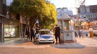 Piden que las fuerzas federales que lleguen a Rosario patrullen el área central de la ciudad