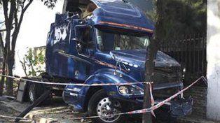 Villa Real. El camionero manejaba borracho y desató la tragedia anteanoche.