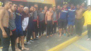 Un equipo de Venezuela fue secuestrado por seis hombres armados que los desvalijaron