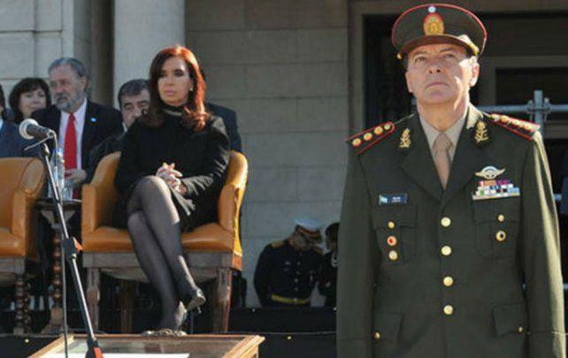 El exjefe del Ejército está bajo la lupa de Rafecas.